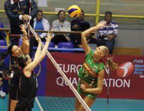 Мисията невъзможна: Волейболистките трябва да бият Германия със 75:40, за да останат в играта