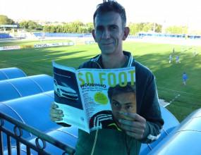 Френско списание пише за футбола в Каварна