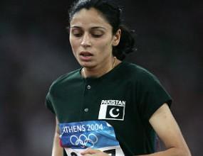 Пакистанска атлетка изгоря с допинг
