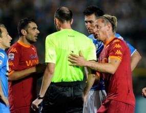 Мексес изгоря за 3 мача, вратарят на Рома също аут срещу Интер
