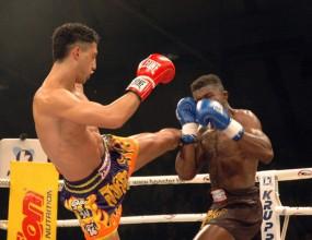 Петросян започва защитата на титлата в К-1 срещу беларусин