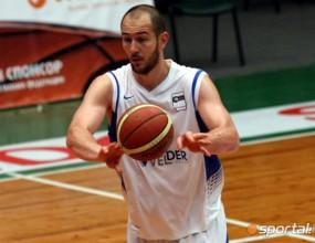 Баскетболният Левски с първа контрола днес