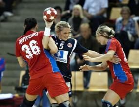 Норвегия срази Русия с 30:21