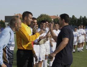 Филипов: Очаквам себераздаване от футболистите и малко шанс