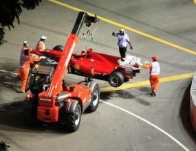 Ферари ще смени двигателя на Маса