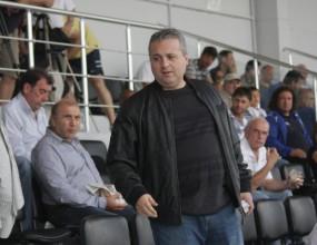 Коко Динев посочи Ераносян като вариант за треньор, не изключи и Мъри