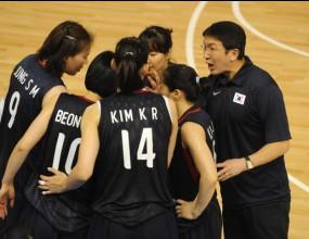 Резултати от световното по баскетбол за жени