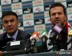 Михайлов: В националния отбор на България няма нито един връзкар