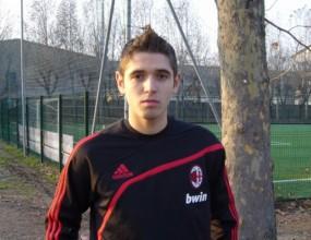 Сливен взе футболист на Милан