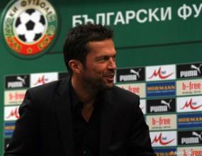 Матеус тръгва на обиколка по българските стадиони