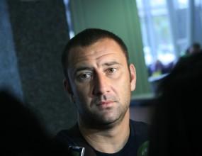 Сашо Александров: Надявам се да съм кадем на Левски