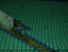 Бойкотът на феновете на ЦСКА продължава и срещу Порто