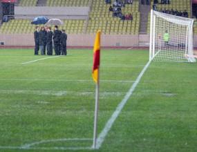 Порой в южна Франция отложи мачовете на Марсилия и Монако