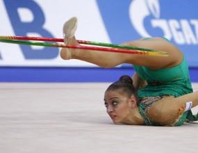 Канаева спечели всички златни медали на финала на Гран при