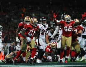 """Сан Франциско спечелиха """"NFL International Series"""", МакДениълс на дръвника"""