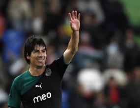 Чилиец герой за Спортинг, съперникът на Левски дръпна с пет места (видео)