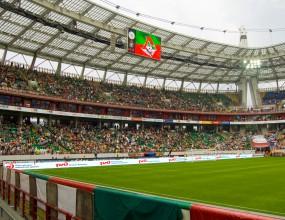 Война между футбола и атлетиката в Русия
