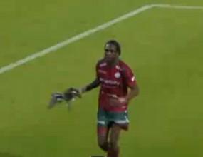 Играч брутално изхвърля пате от терена в Белгия (видео)