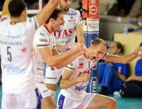Резултати от 2-ия кръг в италианската волейболна Серия А1