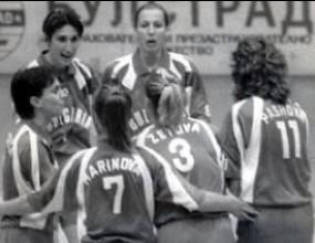 Теодора Бечева поема женския отбор на Академик (София)