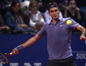 Федерер с победа за 51 минути на старта в Базел