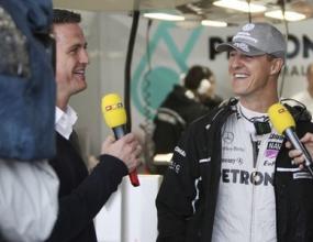 """Шумахер избран за """"Мъж на годината"""" в Германия"""