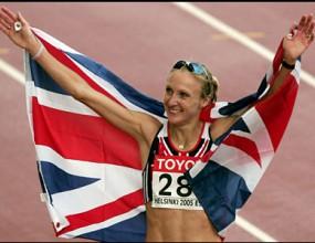 Радклиф атлетка на десетилетието във Великобритания