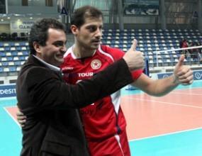 Босът на ЦСКА взима Ираклис