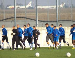 Черноморец поднови тренировки