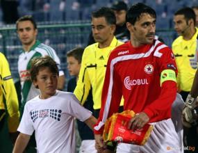 Тошко Янчев продължава да пише история с екипа на ЦСКА