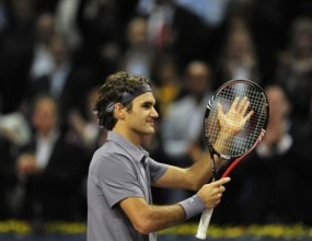Федерер: Доволен съм от играта си