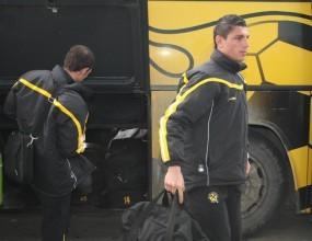 Роналдо пак извън групата на Миньор
