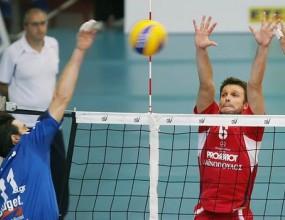 Трета загуба за Андрей Жеков и Олимпииакос
