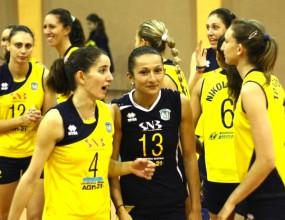 Марица (Пловдив) започна с 3:0 над Левски Волей