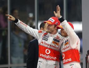 Хамилтън: Бътън ще подобри формата на отбора през 2011 година