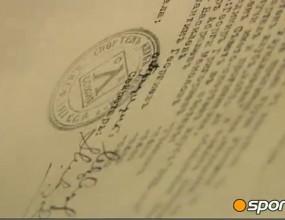 Левски е най-старият футболен клуб в България - Батков извади документ