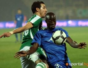 Прецедент в БГ футбола - следят денонощно Гара Дембеле