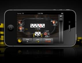 iPhone покер приложение с реални пари от Bwin