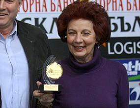 Лиляна Томова - световна рекордьорка за два часа
