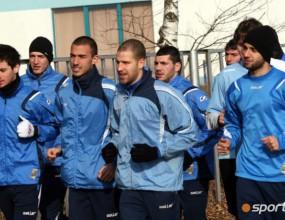 Хърватски мениджъри ухажват футболист на Академик Сф