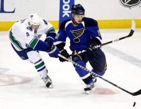 Лидерът в НХЛ допусна поражение
