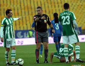 Берое ще играе утре последната си контрола в България