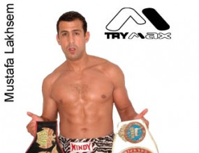 Многократният световен шампион по кикбокс Мустафа Лаксем идва в България