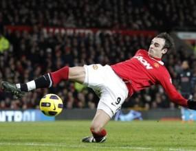 Лампард: Бербатов е най-силният футболист на Ман Юнайтед за сезона