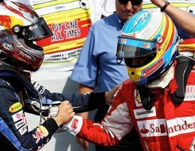 Хорнер: Може да пусна Фетел във Ферари, но малко преди да се пенсионира