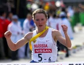 Рускиня №1 в света на 3000 м