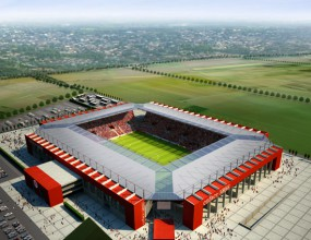 Новият стадион на Майнц посреща LIGA! total Cup 2011