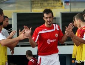 ЦСКА получи 35 000 евро за Виданов, чака още 300 000