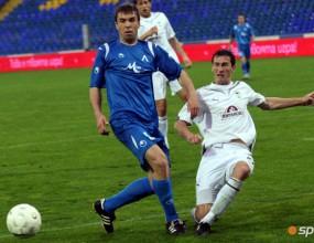 Таран на Левски гледа бъдещия си отбор