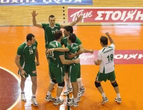 Супер Бобо с 11 точки за един гейм! ПАО с лесна победа в Гърция